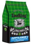 ZOORING Puppy / Junior-2 Duck  / ЗооРинг сухой корм  для Щенков УТКА / РИС