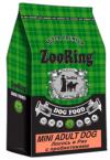 ZOORING Mini Adult Dog Salmon  / ЗооРинг сухой корм  для взрослых собак Мелких пород ЛОСОСЬ / РИС