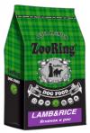 ZOORING Adult Lamb/Rice  / ЗооРинг сухой корм для взрослых чувствительных собак ЯГНЕНОК / РИС