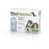 (Л) 644758 Милпразон антигельминтик д/собак маленьких пород 2таб*144