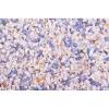 Грунт природный Фиолетовый белый  1кг