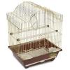 ТРИОЛ Клетка для птиц, цинк, 300*230*390мм